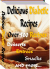 Monthly Prize Draw - e-book of Diabetic Recipes